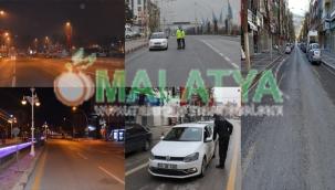 Malatya'da da Hafta Sonu Sokağa Çıkma Kısıtlaması!
