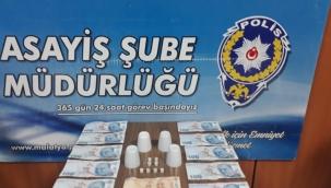 Malatya'da İş Yerinde Kumar Oynayan 4 Kişiye Ceza Uygulandı