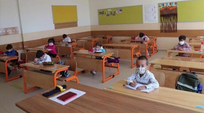 Malatya'da Yüz Yüze Eğitim Başladı
