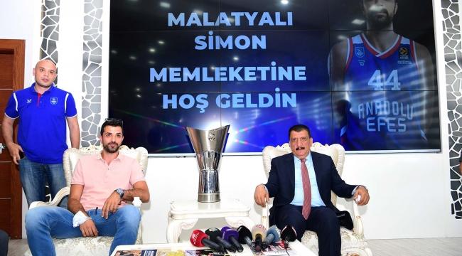 Avrupa Şampiyonu ve Avrupa Kupası Malatya'da