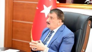 """Başkan Gürkan """"Malatya'yı Hep Birlikte Kalkındıracağız"""""""