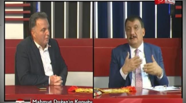 """Başkan Gürkan, """"Kıbrıs Halkı Bizim Kardeşimizdir"""""""