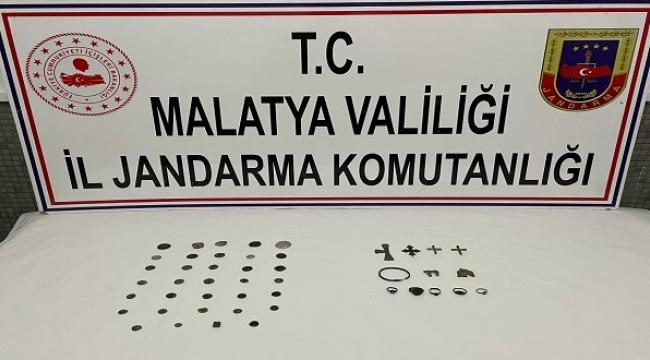 Malatya'da Satmak İsterken Yakalandı