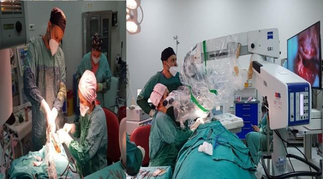 MTÜ'den Koklear İmplantasyon Operasyonu