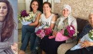 Hatırnaz gelin: Fahriye Evcen