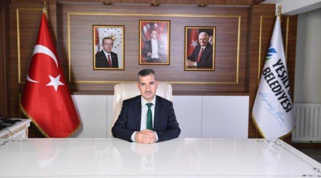 Başkan Çınar'ın Nevruz Bayramı Mesajı