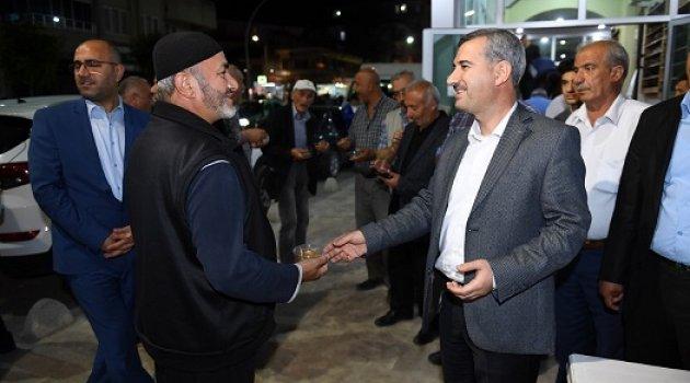 """Başkan Çınar, """"Sebil Kültürünü Günümüze Taşıyoruz"""""""