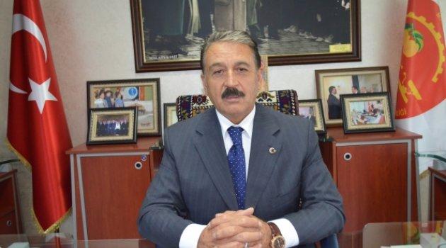 """Başkan Keskin, """"Esnaf Camiası Olarak Devletten Ve Belediyelerden Beklentilerimiz Var"""""""