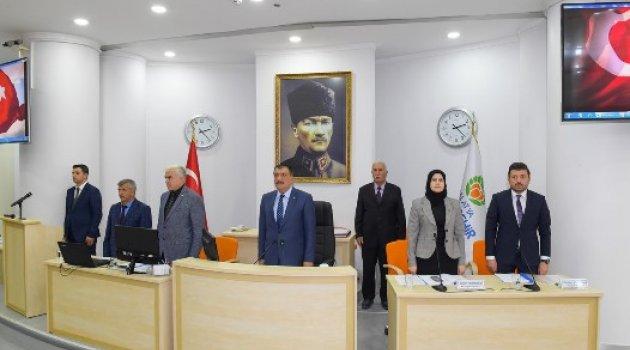 Büyükşehir ,Meclisi Ekim Ayı Toplantısı Başladı