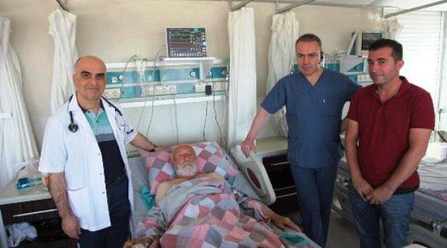 Kalbinin Delik Olduğunu 80 Yıl Sonra Öğrendi