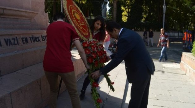 Malatya'da Ahilik Kültür Haftası Kutlandı