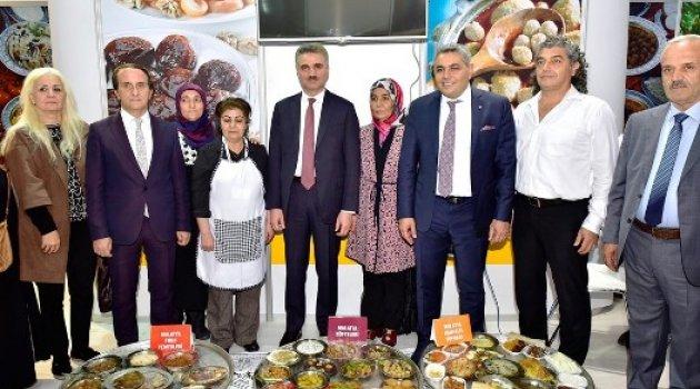 Malatya Mutfağı Diyarbakır'a Taşındı