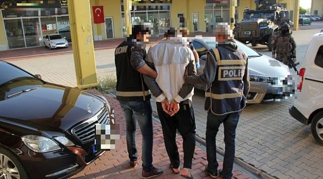 Malatya'da Suç Örgütüne Operasyon… 13 Gözaltı