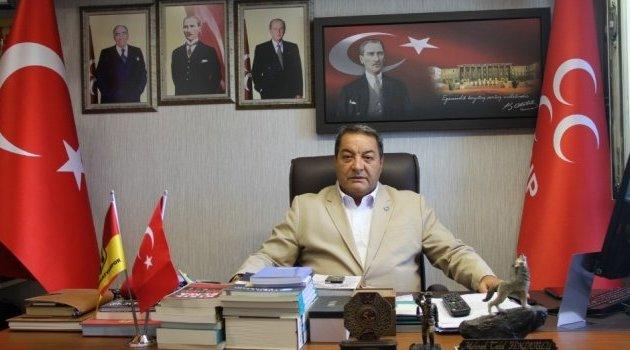 Milletvekili Fendoğlu'ndan 15 Temmuz Mesajı