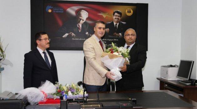 Turgut Özal Tıp Merkezi'nde Görev Değişikliği