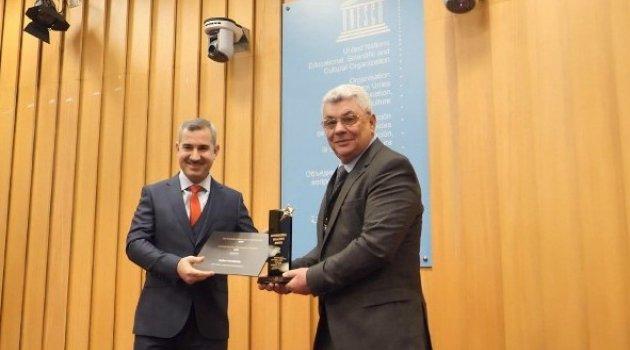 Yeşilyurt Belediyesinin 'Başarı Ödülü