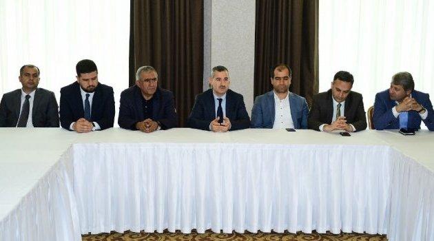 Yeşilyurt Belediyespor'da kulüp yapısını 'sivilleştirme' çalışmaları