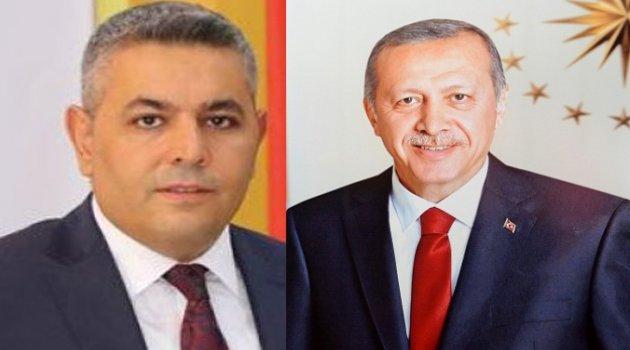MTSO Başkanı Sadıkoğlun' dan Cumhurbaşkanı'na Teşekkür