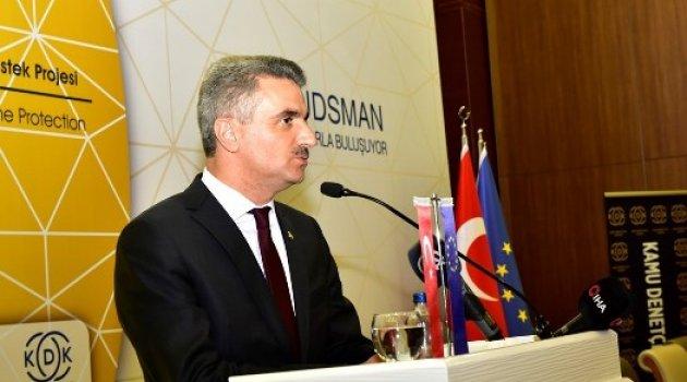 """""""Ombudsman Halkla Buluşuyor"""" Toplantısı Düzenlendi"""