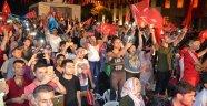 15 Temmuz Millet Meydanı Binlerce Vatanseveri Buluşturdu