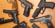 2 Ayda 189 Silah Ele Geçirdi