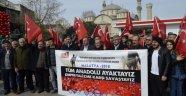 VİDEOLU HABER. STK'lardan Zeytin Dalı Harekatı'na tam destek