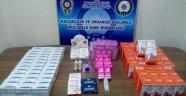 Malatya'da kaçakçılık Operasyon