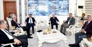 Başkan Gürkan: Kuzey Çevre Yolunun Ödeneğinin Artırılması İçin Girişimlerde Bulunacağız
