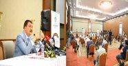 Başkan Gürkan,Yeni Malatyaspor İle İlgili Basın Toplantısı Düzenledi.