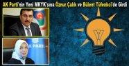 AK Parti'nin Yeni MKYK'sına Çalık ve Tüfenkçi'de Girdi