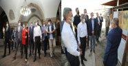 Bakan Yardımcısı Demircan, Battalgazi'deki Tarihi Yerleri İnceledi