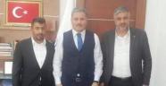 Başkan Ahmet Çakır'dan ÇİĞDER Başkanı Sait Aybak'a teşekkür