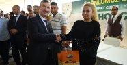 Başkan Çınar, Personellerle Bayramlaştı