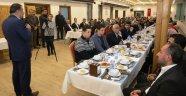 Başkan Gürkan, Şehit Aileleri ve Gazilerle Bir Araya Geldi.