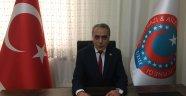 Başkan Zafer'den Şehit Uzman Çavuş Mehmet Çelik İçin Taziye Mesajı