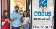 Doğuş Spor Kulübü Genç Kızlarımız Pumse Şampiyonasına Gidiyor.