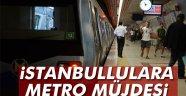 Kadir Topbaş, Veznecilerden 3'üncü havalimanına gidecek metro projesini açıkladı