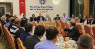 Kaymakam Duran ve Başkan Gürkan, Birim Müdürleri İle İftarda Bir Araya Geldi