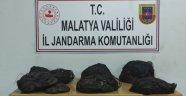 Malatya'da Enerji Ve Nakil Kablosu Çalan Şüpheliler Yakayı Ele Verdi!