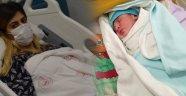 Malatya'da Yeni Yılın İlk Bebekleri Dünyaya 'Merhaba' Dedi