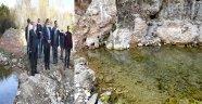 Malatya'ya Ek Bir Su Kaynağı Daha Buldu!