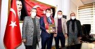 Malatyaspor Taraftarlarından Başkan Gürkan'a Ziyaret