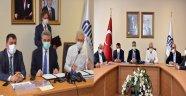 """""""Mehmet Ali Aydınlar Malatya Lisesi"""" Protokolü İmzalandı"""