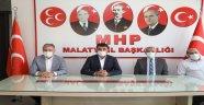 Milletvekili Çakır Ve Başkan Güder'den MHP İl Başkanı Samanlı'ya Ziyaret