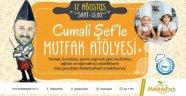 Minik Şefler Malatya park'ta Mutfak Atölyesi'nde Buluşacak!