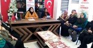 Yeniden Refah Partisi İlçe İstişare Toplantısı Yaptı