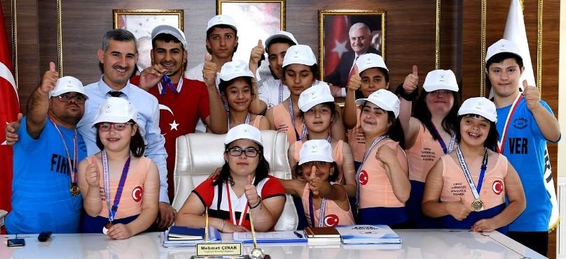 Başkan Çınar'dan Kurban Bayramı Mesajı;