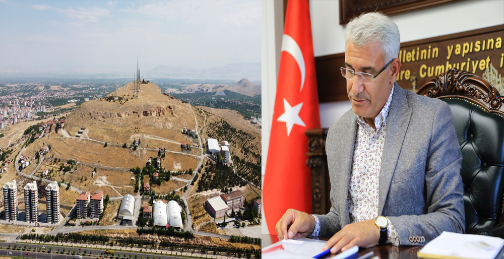 Başkan Güder, Projeyi Cumhurbaşkanı Erdoğan'a Sunacak
