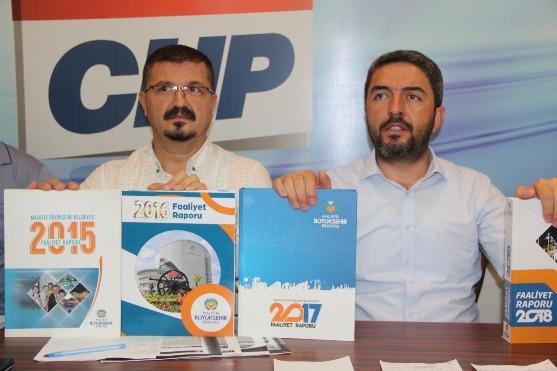 Başkan Kiraz'dan Ahmet Çakır'a Yanıt..