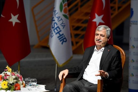 """Başkan Polat,81 İlden Genç """" İle Başbaşa"""""""